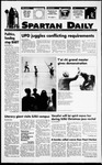 Spartan Daily, December 8, 1994 by San Jose State University, School of Journalism and Mass Communications