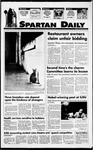 Spartan Daily, December 12, 1994 by San Jose State University, School of Journalism and Mass Communications