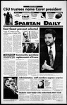Spartan Daily, December 14, 1994 by San Jose State University, School of Journalism and Mass Communications