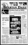 Spartan Daily, January 27, 1995 by San Jose State University, School of Journalism and Mass Communications
