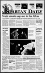 Spartan Daily, February 1, 1995 by San Jose State University, School of Journalism and Mass Communications
