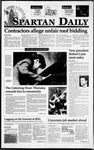 Spartan Daily, February 6, 1995 by San Jose State University, School of Journalism and Mass Communications