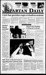 Spartan Daily, February 8, 1995 by San Jose State University, School of Journalism and Mass Communications