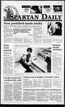 Spartan Daily, February 9, 1995 by San Jose State University, School of Journalism and Mass Communications