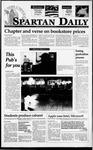 Spartan Daily, February 10, 1995 by San Jose State University, School of Journalism and Mass Communications