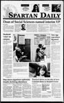 Spartan Daily, February 14, 1995 by San Jose State University, School of Journalism and Mass Communications