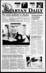 Spartan Daily, February 15, 1995 by San Jose State University, School of Journalism and Mass Communications