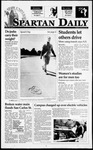 Spartan Daily, February 16, 1995 by San Jose State University, School of Journalism and Mass Communications