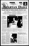Spartan Daily, February 17, 1995 by San Jose State University, School of Journalism and Mass Communications