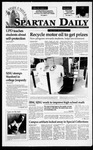 Spartan Daily, February 20, 1995 by San Jose State University, School of Journalism and Mass Communications