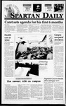 Spartan Daily, February 22, 1995 by San Jose State University, School of Journalism and Mass Communications