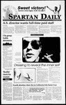 Spartan Daily, February 24, 1995 by San Jose State University, School of Journalism and Mass Communications