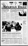 Spartan Daily, February 28, 1995 by San Jose State University, School of Journalism and Mass Communications