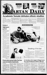 Spartan Daily, March 1, 1995 by San Jose State University, School of Journalism and Mass Communications
