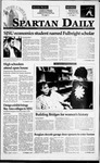 Spartan Daily, March 6, 1995 by San Jose State University, School of Journalism and Mass Communications