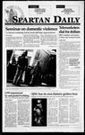 Spartan Daily, March 7, 1995 by San Jose State University, School of Journalism and Mass Communications