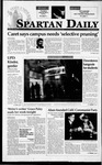 Spartan Daily, March 10, 1995 by San Jose State University, School of Journalism and Mass Communications