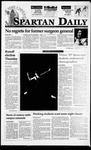 Spartan Daily, March 13, 1995 by San Jose State University, School of Journalism and Mass Communications