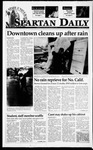 Spartan Daily, March 14, 1995 by San Jose State University, School of Journalism and Mass Communications