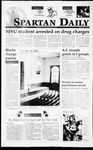 Spartan Daily, March 17, 1995 by San Jose State University, School of Journalism and Mass Communications