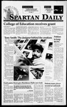 Spartan Daily, March 21, 1995 by San Jose State University, School of Journalism and Mass Communications
