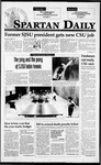 Spartan Daily, March 22, 1995 by San Jose State University, School of Journalism and Mass Communications