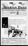 Spartan Daily, April 5, 1995 by San Jose State University, School of Journalism and Mass Communications