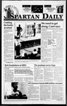 Spartan Daily, April 6, 1995 by San Jose State University, School of Journalism and Mass Communications