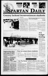 Spartan Daily, April 10, 1995 by San Jose State University, School of Journalism and Mass Communications
