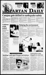 Spartan Daily, April 11, 1995 by San Jose State University, School of Journalism and Mass Communications