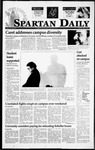 Spartan Daily, April 13, 1995 by San Jose State University, School of Journalism and Mass Communications