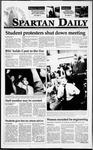 Spartan Daily, April 14, 1995