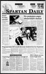Spartan Daily, April 17, 1995 by San Jose State University, School of Journalism and Mass Communications