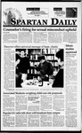 Spartan Daily, April 18, 1995