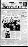 Spartan Daily, April 19, 1995 by San Jose State University, School of Journalism and Mass Communications