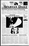 Spartan Daily, April 28, 1995