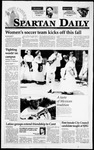 Spartan Daily, May 3, 1995 by San Jose State University, School of Journalism and Mass Communications