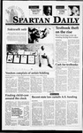 Spartan Daily, May 10, 1995 by San Jose State University, School of Journalism and Mass Communications