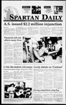 Spartan Daily, May 11, 1995 by San Jose State University, School of Journalism and Mass Communications