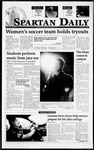 Spartan Daily, May 12, 1995 by San Jose State University, School of Journalism and Mass Communications