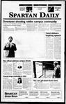 Spartan Daily, August 28, 1995 by San Jose State University, School of Journalism and Mass Communications
