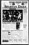 Spartan Daily, August 30, 1995 by San Jose State University, School of Journalism and Mass Communications