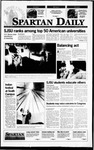 Spartan Daily, September 12, 1995 by San Jose State University, School of Journalism and Mass Communications
