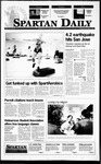 Spartan Daily, September 14, 1995 by San Jose State University, School of Journalism and Mass Communications