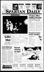 Spartan Daily, October 3, 1995