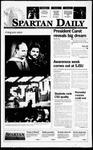 Spartan Daily, October 9, 1995