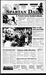 Spartan Daily, October 13, 1995