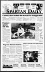 Spartan Daily, October 20, 1995 by San Jose State University, School of Journalism and Mass Communications