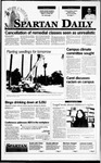 Spartan Daily, October 25, 1995 by San Jose State University, School of Journalism and Mass Communications