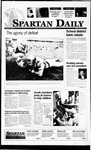 Spartan Daily, October 30, 1995 by San Jose State University, School of Journalism and Mass Communications